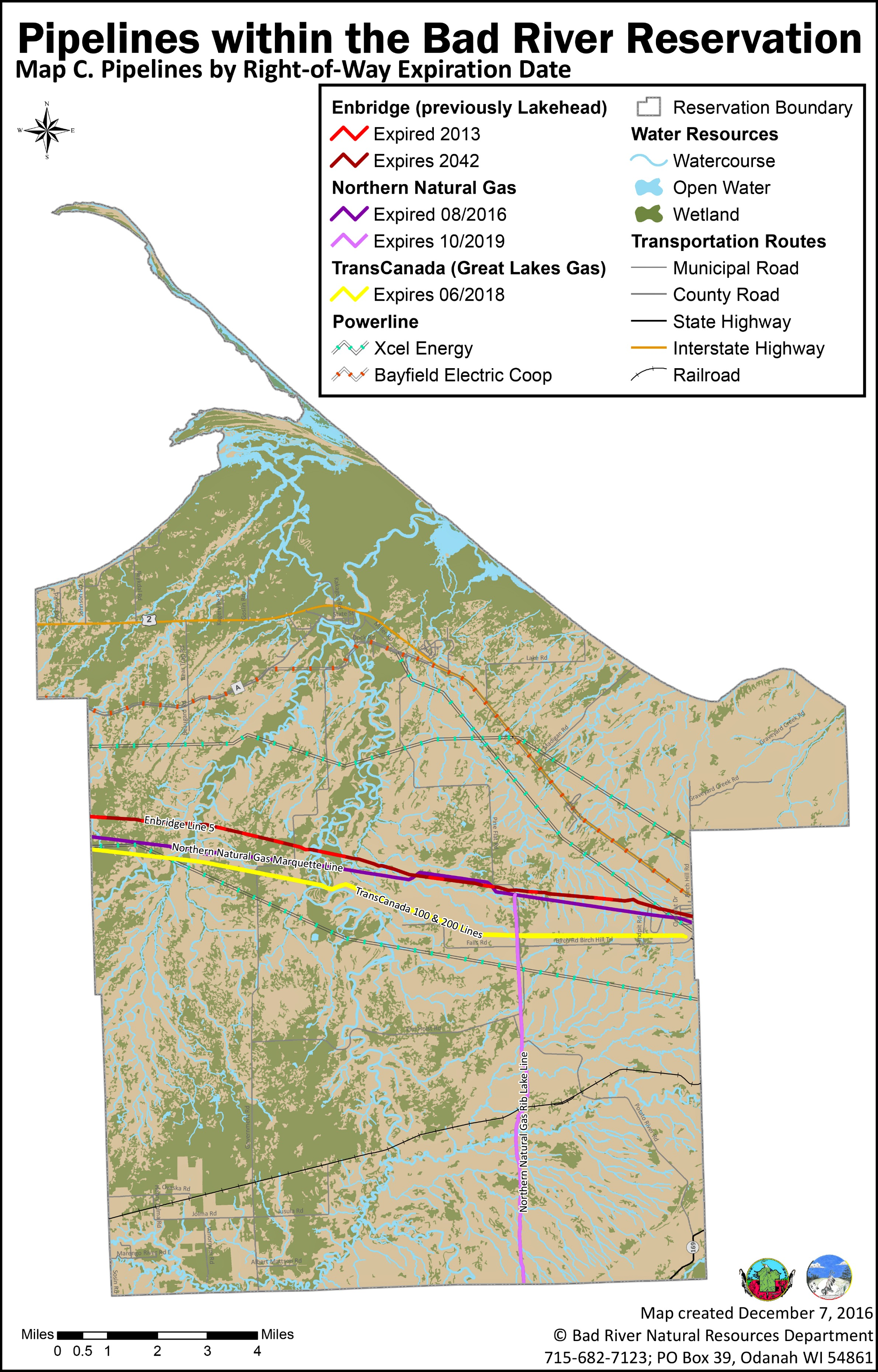 Bad River Band Adds Voice To Concerns About Aging Line 5 Pipeline Wiscontext
