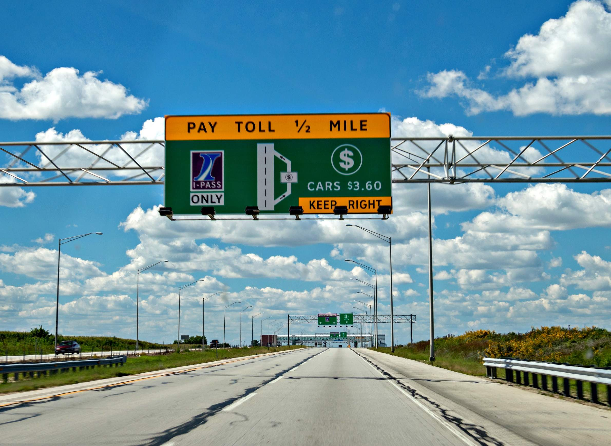 Wisconsin Has An Unclear Route To Toll Roads WisContext - Map of illinois tollway system