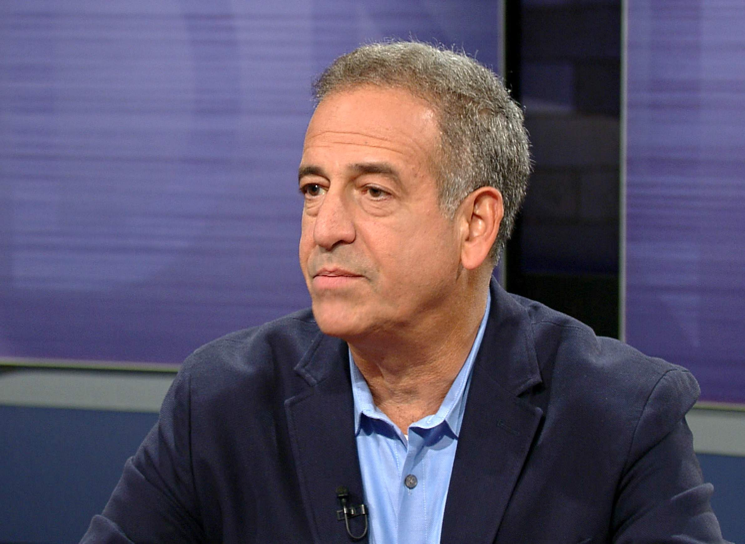"""Russ Feingold on """"Here And Now"""""""