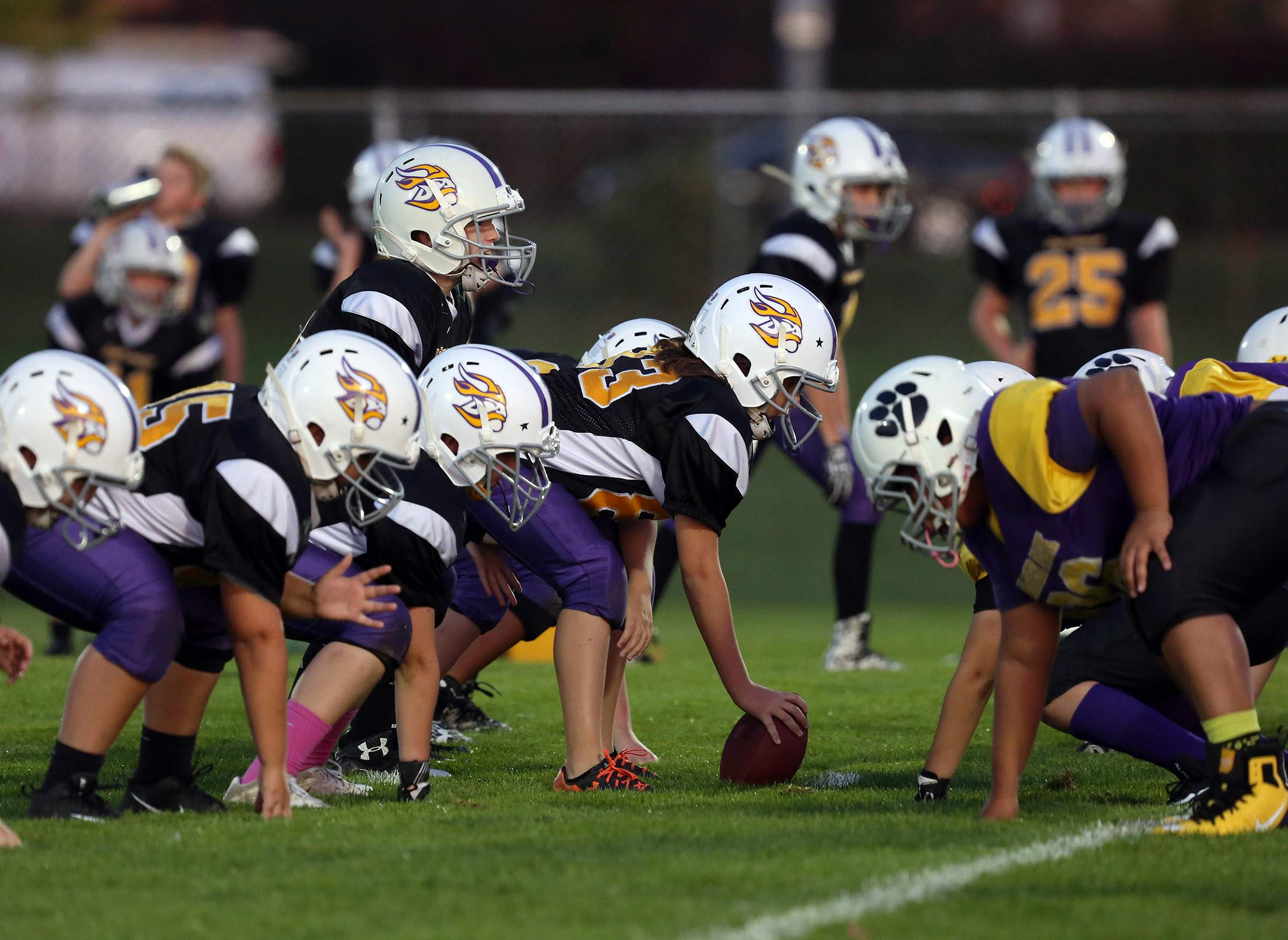 Youth Tackle Football Participation >> The Fallout Of Football Brain Injury Risks For Wisconsin S Youth