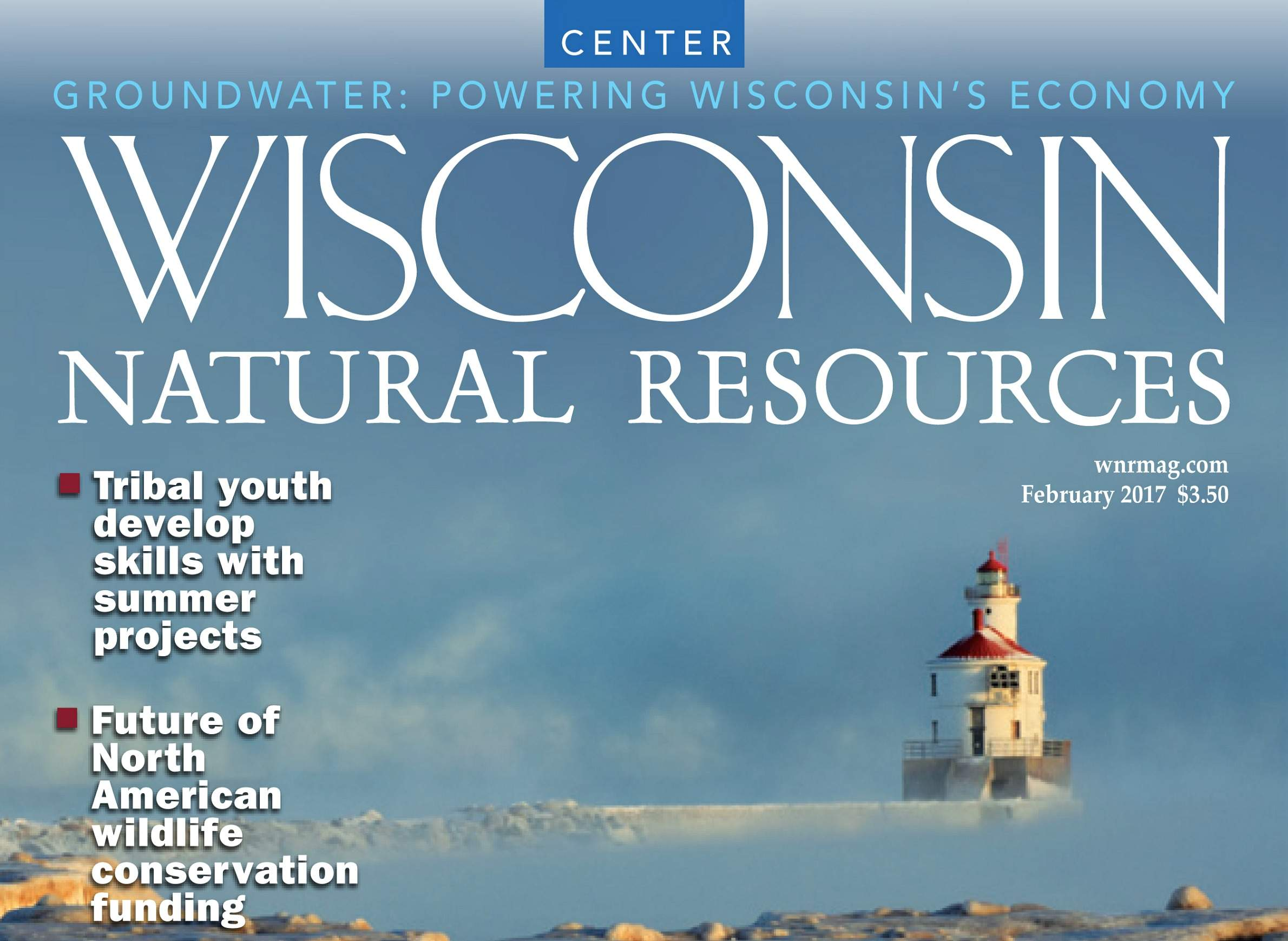 Wisconsin Natural Resources Magazine Walker
